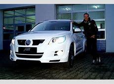 Tuning VW TIGUAN ABT SUV&VAN Projekty Moto Center