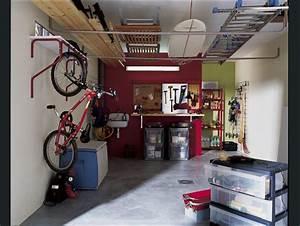 Aménagement Atelier Garage : atelier cave garage mottez doudou rangement garage rangement v lo garage et amenagement ~ Melissatoandfro.com Idées de Décoration