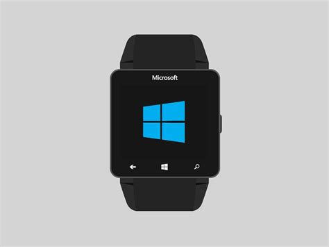 microsofts smartwatch    contender  heres