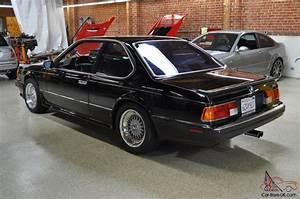 1988 Bmw M6 Mint