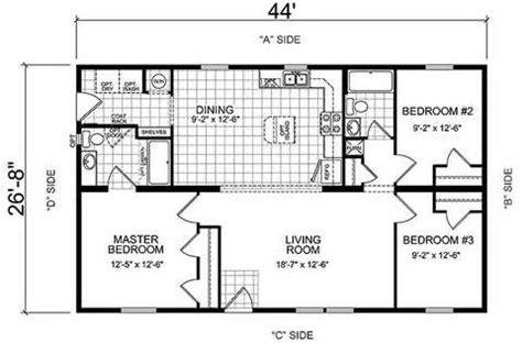 cool  fleetwood mobile home floor plans  home plans design