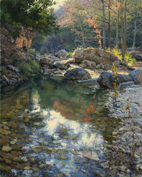 Mark Haworth - Rockbound- Oil - Painting entry - July 2011 ...