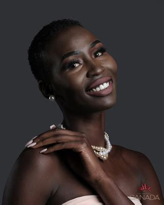 Nova stevens, canada's representative to the miss universe pageant, has clapped back on racial insults hurled against her, saying people who make such remarks seem to be stuck in ignorant. Nova Stevens - Miss Universe Canada