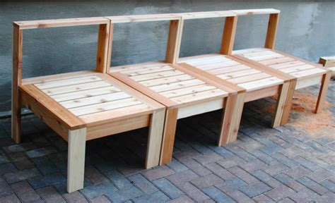 woodwork diy patio furniture  plans