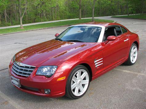 Chrysler Car : 2004 Chrysler Crossfire