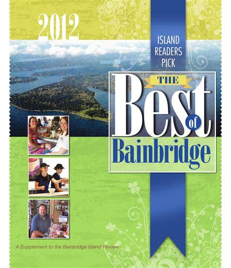 The Best Of Bainbridge 2012 by Sound Publishing Issuu