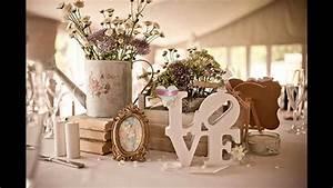 Tendencias en decoración de mesas para bodas YouTube