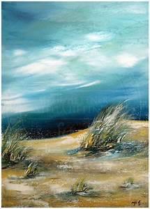 Nordsee Bilder Auf Leinwand : antje hettner bild original kunst gem lde leinwand malerei abstrakt xxl acryl ebay ocean ~ Watch28wear.com Haus und Dekorationen