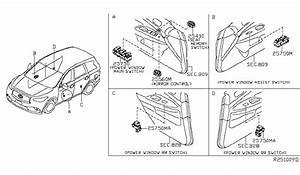 Nissan Pathfinder Power Window Wiring Diagram