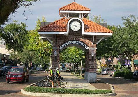 winter garden fl winter garden florida town thrives around great bike