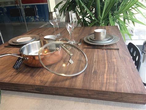 table de cuisine sur mesure plateaux de tables