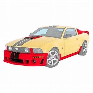 ROUSH Performance® - Ford Mustang 2005-2009 Body Kit