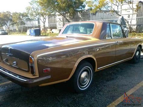 1980 Rolls Royce Pickup/truck