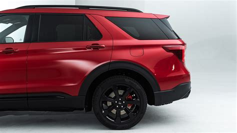 ford in 2020 2020 ford explorer driven in hybrid form