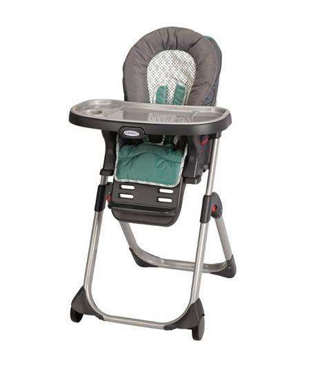 chaise haute graco graco duodiner lx high chair bermuda