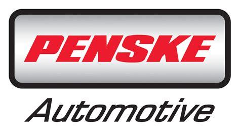 penske automotive logo png image purepng