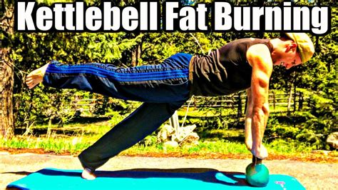 fat burning kettlebell workout fitness