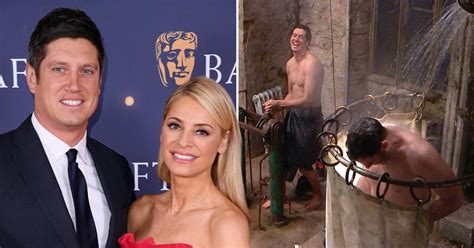 I'm A Celebrity: Tess Daly joins in with fans thirsting ...