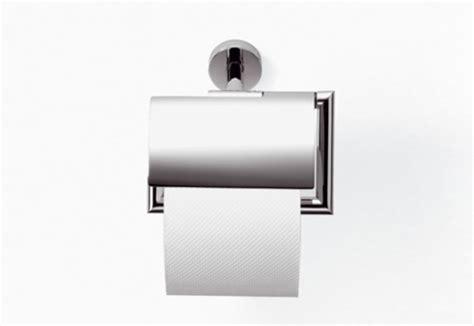 TARA.LOGIC Tissue holder with cover by Dornbracht   STYLEPARK