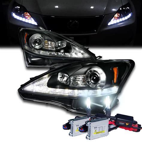 Hid Xenon + 0609 Lexus Is250 (halogen Model) Led Drl