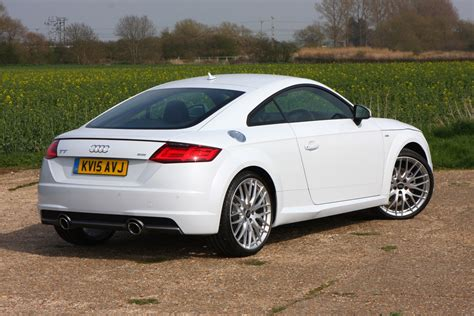 Audi Tt Coupe Review