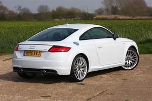 Audi Tt Rs Coupe : audi tt coupe review parkers ~ Nature-et-papiers.com Idées de Décoration
