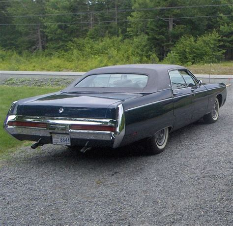1969 Chrysler Imperial LeBaron - Information and photos ...
