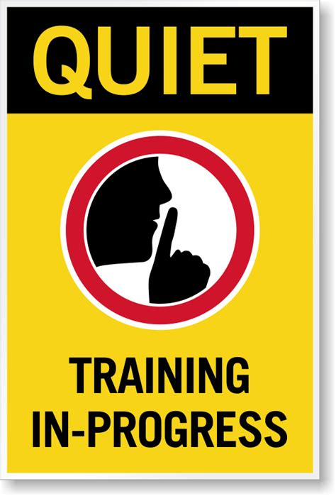 Quiet Training In Progress Sign Panel. Cincinnati Signs Of Stroke. Support Signs. Vigilance Signs. Prenatal Yoga Signs Of Stroke. Neck Signs Of Stroke. Industrial Signs Of Stroke. Feeling Sad Signs Of Stroke. Otf Signs Of Stroke