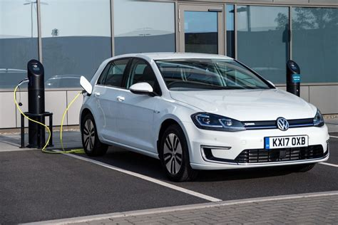 An Electric, Emission-free Golf?