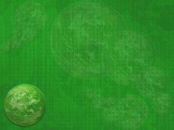 earth  powerpoint templates