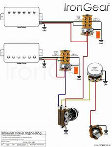 Modern Le Paul Wiring Diagram