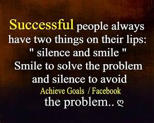 Motivational Qu... Smile N Silence Quotes