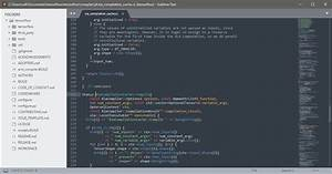 Sublime Text 3.0 is released for download on MacOS ...
