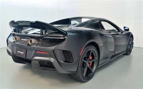 2016 Mclaren 675 Lt Spider For Sale In Norwell, Ma 675760