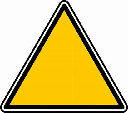 Warning Empty Symbol Clip Clipart Clker