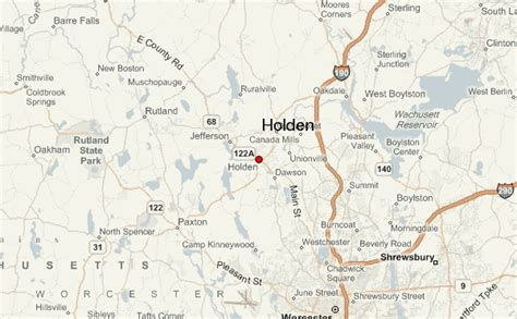 Holden Location Guide