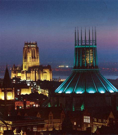 photographs celebrating liverpool metropolitan cathedral