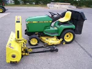1993 john deere 265 lawn garden and commercial mowing