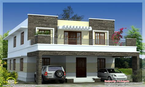 Designer House Plans by Ultra Modern House Plans Flat Roof House Plans Designs