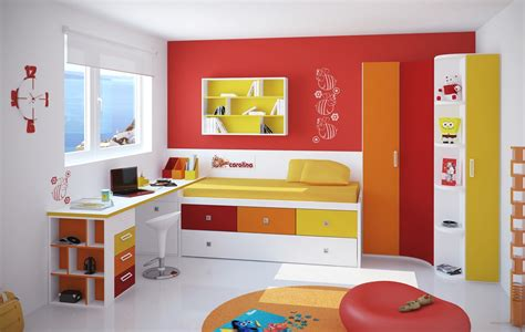 chambre couleurs des couleurs fraiches et gaies dans une chambre d