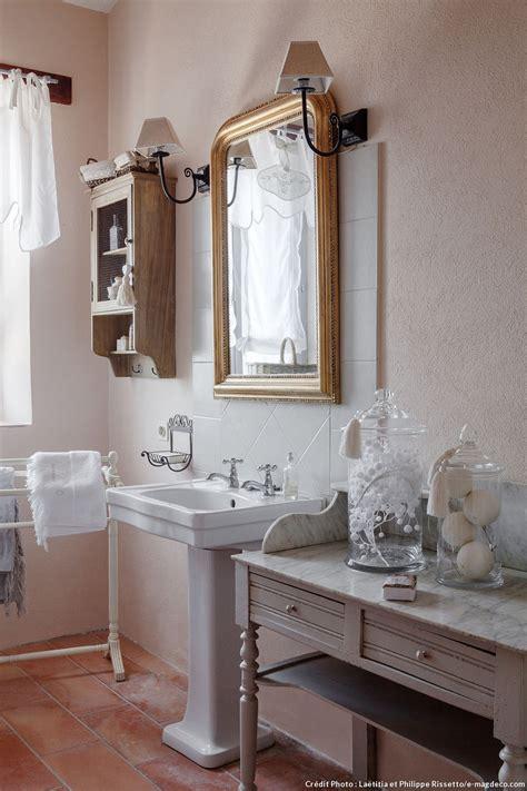 chambre romantique une ancienne magnanerie au style shabby chic maison créative