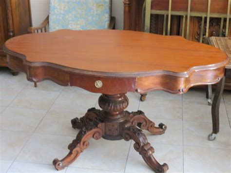 table de cuisine ovale table ovale ancienne clasf