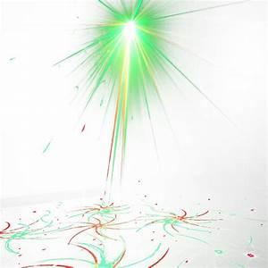 Disco laser light effect transparent png