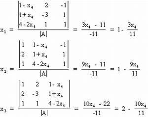 Determinante Berechnen 2x2 : problemas de matrices determinantes y sistemas de ecuaciones ~ Themetempest.com Abrechnung