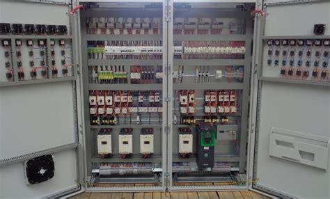 Armoires électriques  Scei  Câblage Electrique Industriel