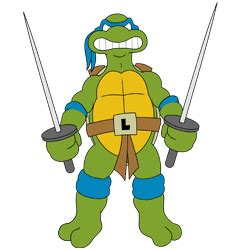 tmnt body template how to draw a ninja turtle