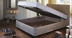 Storage Box Caisson De Stockage Monobloc Sommier Box