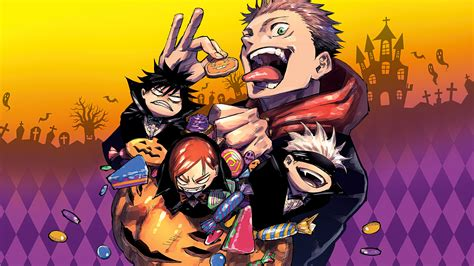 .2k, 4k, 5k hd wallpapers free download, these wallpapers are free download for pc, laptop, iphone, android phone and ipad desktop. Characters from Jujutsu Kaisen 2020 Anime Wallpaper 4k Ultra HD ID:6713