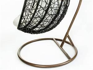 Chaise Suspendue Jardin : chaise suspendue patio ogni pour exterieur ou interieur ogni ~ Teatrodelosmanantiales.com Idées de Décoration