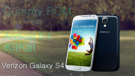 verizon android update how to update verizon galaxy s4 to android 4 4 kitkat os